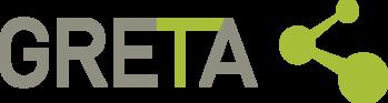 Logo des Projekts GRETA