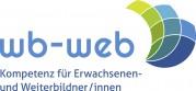 Das Bild zeigt das Logo von wb-web