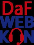 DaF WebKon logo