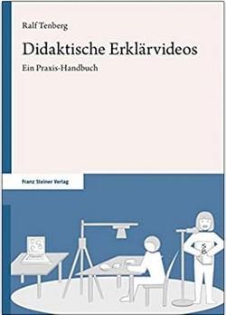 """Buchcover """"Didaktische Erklärvideos"""""""