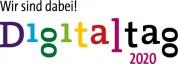 Das Bild zeigt das Logo des Digitaltags 2020.