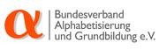 Das Logo des Bundesverbands Alphabetisierung und Grundbildung