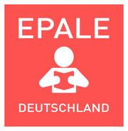 Das Bild zeigt das Logo von EPALE.